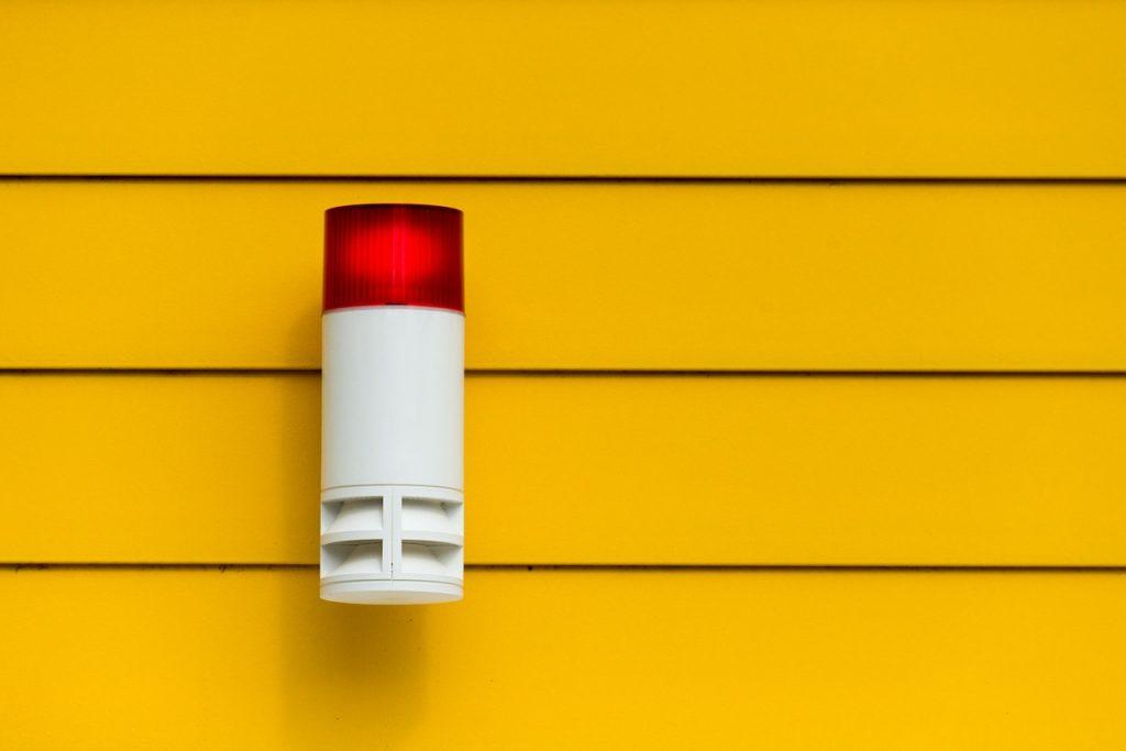 sécurité électroniques alarme maison