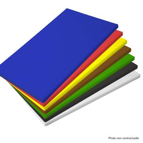 La planche à découper polyéthylène sur mesure
